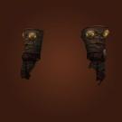 Vengeful Gladiator's Chain Gauntlets Model