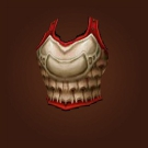 Red Dragonscale Breastplate, Mercurial Breastplate, Hauberk of Totemic Rage Model
