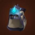Relentless Gladiator's Mooncloth Hood Model