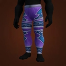 Princely Reign Leggings, Princely Reign Leggings, Kirin Tor Master's Trousers Model
