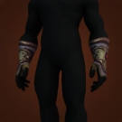 Gloves of the Black Harvest Model