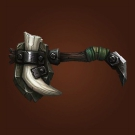 Lunarglow Mace, Void Prophecy Cudgel, Abandoned Dark Iron Cudgel, Ogron Slayer's Club, Longclaw Mace Model