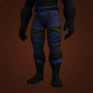 Gaea's Leggings, Replica Legionnaire's Silk Pants, Replica Legionnaire's Silk Legguards Model
