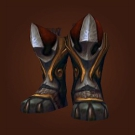 Wolf-Rider Spurs, Ominous Mogu Greatboots Model