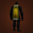 Jazeraint Cloak, Elementium Threaded Cloak Model
