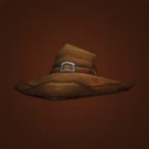 Weather-Beaten Fishing Hat Model