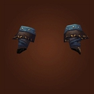 Dreadful Gladiator's Leather Gloves Model