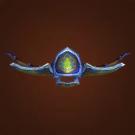 Replica Grand Marshal's Bullseye Model