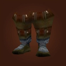 Ironspine Greaves Model