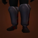 Velvet Boots of the Guardian Model