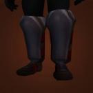 Velvet Boots of the Guardian Model