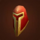 Bloodforged Helmet, Hyperion Helm, Sparky's Discarded Helmet Model