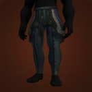 Withered Wood Kilt Model