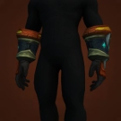 Saurok Stalker's Gloves Model