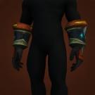 Saurok Stalker's Gloves Model
