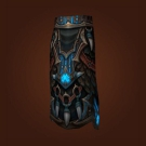 Crafted Malevolent Gladiator's Ringmail Leggings Model