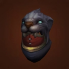 Pit Lord's Cowl, Boisterous Bellower's Hood, Ironpelt Helm Model