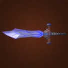Sword of Unyielding Force Model
