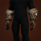 Valorous Aegis Gloves, Valorous Aegis Gauntlets, Gauntlets of Serene Blessing Model