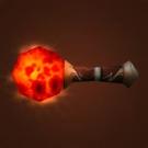 Darkspear Orb, Bonecaster's Endgame, Smoldering Lavacore Orb Model