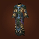 Robes of Forgone Hope, Darkmaster's Spare Robe, Mazu's Robe Model