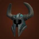 Hillstride Helm, Whitewater Helmet, Whitewater Headguard, Helm of the Fel Shaman Model