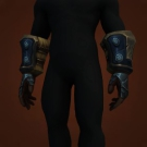 Wild Gladiator's Plate Gloves, Warmongering Gladiator's Plate Gloves Model