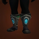 Boots of the Crackling Flame Model