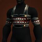 Cabalist Chestpiece, Rageclaw Chestguard, Praetorian Padded Armor Model