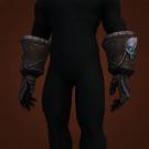 Valorous Darkruned Handguards, Valorous Darkruned Gauntlets Model