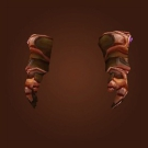 Embossed Plate Gauntlets Model