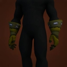 Gloves of Old, Windchaser Handguards, Earth Warder's Gloves Model