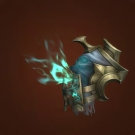 Soul Priest's Shoulderguards Model