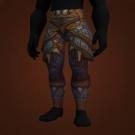 Cataclysmic Gladiator's Chain Leggings Model