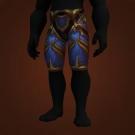 Brutal Gladiator's Lamellar Legguards, Brutal Gladiator's Ornamented Legplates, Brutal Gladiator's Scaled Legguards Model