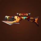 Ornate Khorium Rifle Model