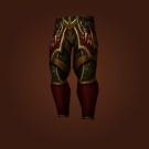 Brutal Gladiator's Chain Leggings Model