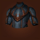 Smoldering Breastplate Model