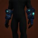 Heroes' Earthshatter Handguards, Heroes' Earthshatter Gloves, Heroes' Earthshatter Grips Model