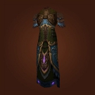 Vestments of the Shattered Fellowship, Lunar Eclipse Robes, Vestments of the Shattered Fellowship, Malfurion's Raiments of Triumph, Malfurion's Vestments of Triumph, Malfurion's Robe of Triumph, Hide Robe of Eminent Domain Model