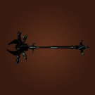 Grievous Gladiator's Battle Staff Model