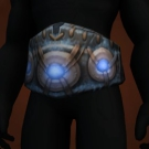 Belt of the Blood Nova, Waistband of Despair, Deathspeaker Disciple's Belt, Split Shape Belt, Split Shape Belt Model