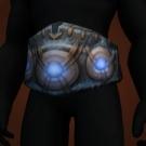 Belt of the Blood Nova, Waistband of Despair, Deathspeaker Disciple's Belt, Split Shape Belt, Split Shape Belt Model