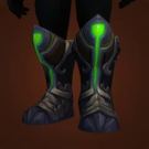 Minelayer's Padded Boots, Ravager's Pathwalkers Model