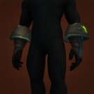 Primal Gladiator's Leather Gloves, Primal Gladiator's Gloves Model