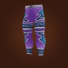 Princely Reign Leggings Model