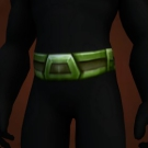 Fel Iron Plate Belt Model
