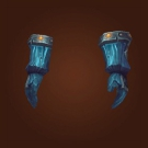 Flash Freeze Gauntlets, Reinforced Sapphirium Gauntlets, Reinforced Sapphirium Handguards, Reinforced Sapphirium Gloves, World Keeper's Gauntlets Model