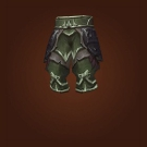 Crafted Dreadful Gladiator's Felweave Trousers Model