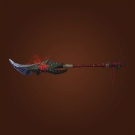 Rune Infused Spear Model